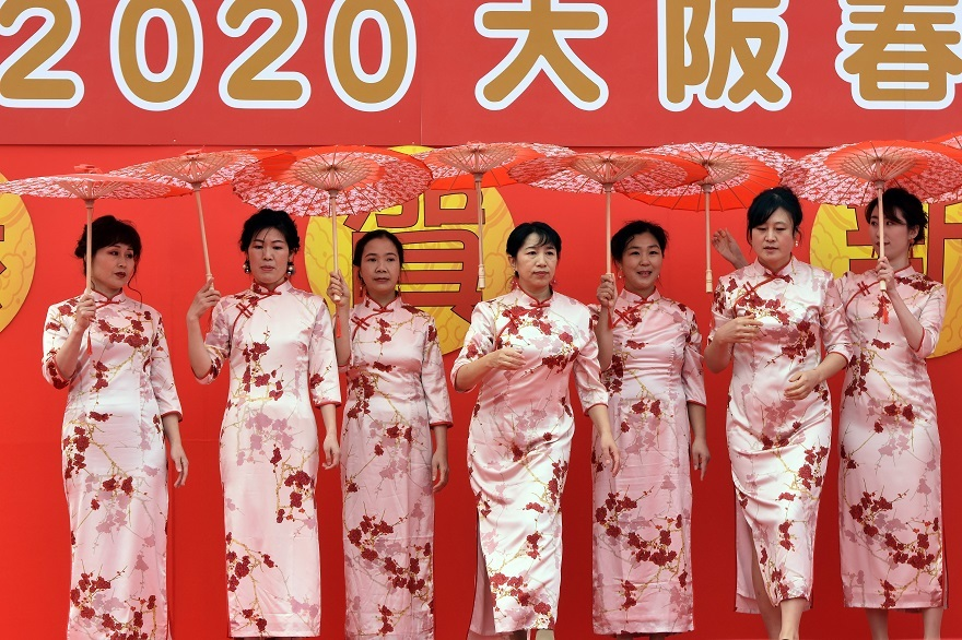 2020春節祭・中国舞踊#6 (3)