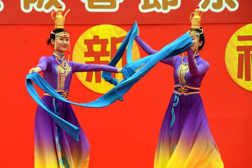 2020春節祭・モンゴル舞踊#2 (2)