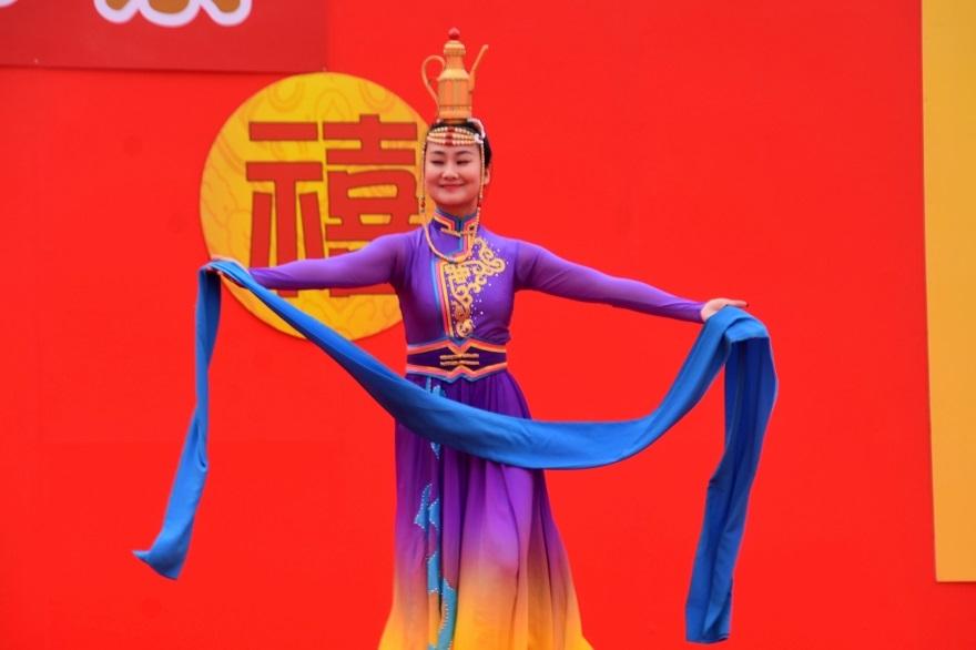 2020春節祭・モンゴル舞踊#2 (3)