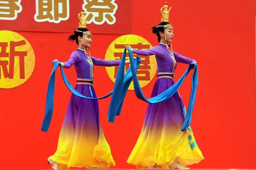 2020春節祭・モンゴル舞踊#2 (4)