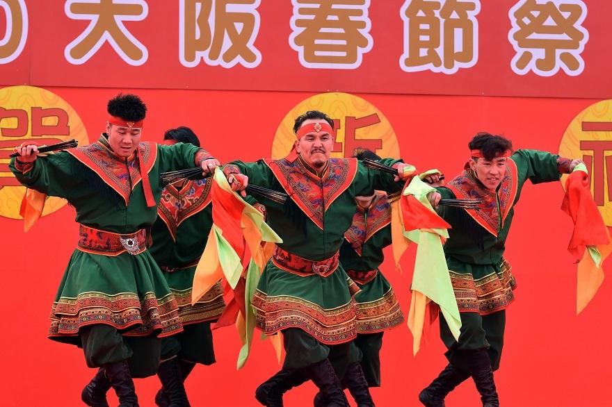 2020春節祭・モンゴル舞踊#3 (4)