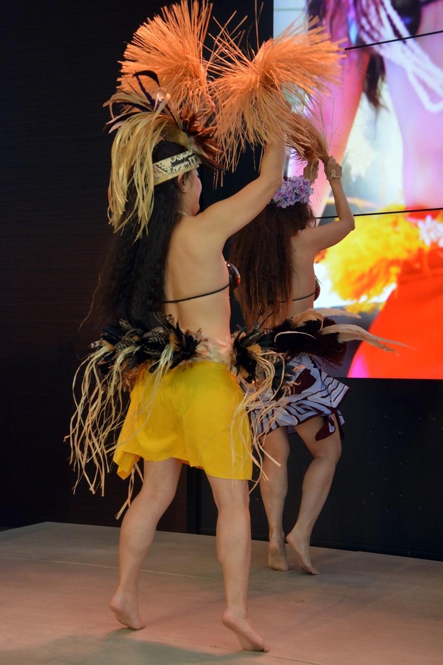 2月タヒチアンダンス#1 (8)