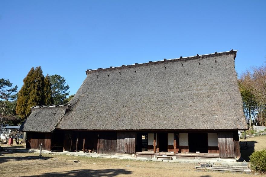 日本民家集落 (1)