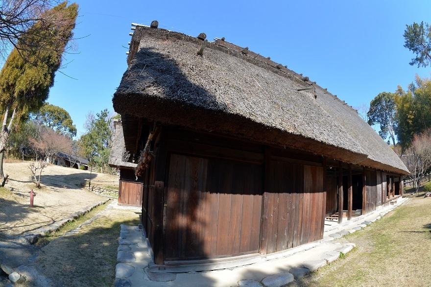 日本民家集落 (3)