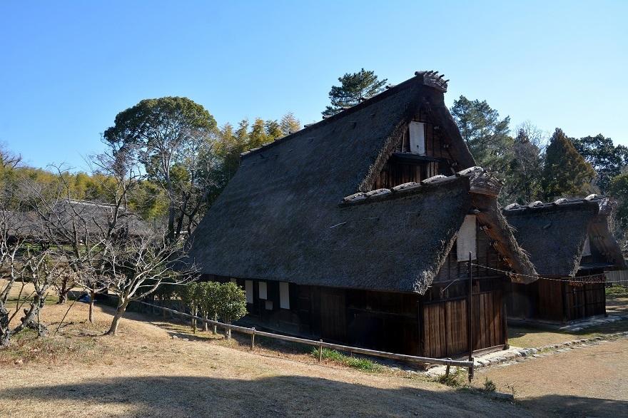 日本民家集落 (17)