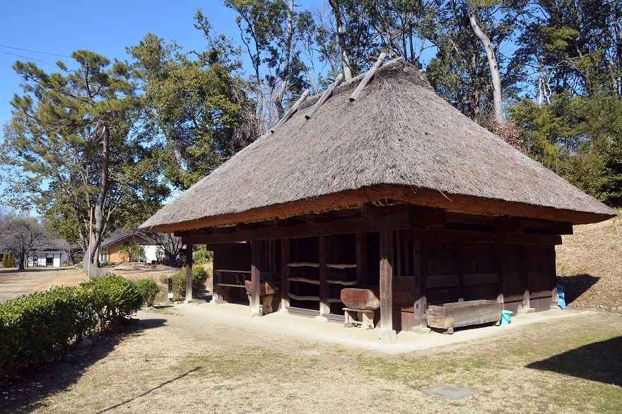 日本民家集落 (18)