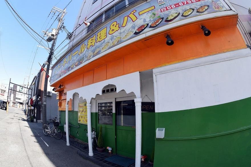 インド料理店・平野 (10)