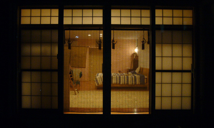 小栗山夜景-1