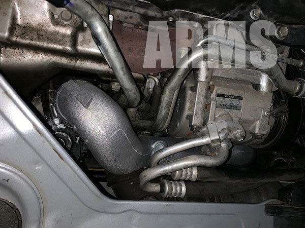ハイエースのエンジン修理