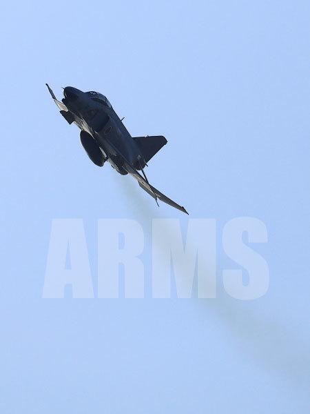 岐阜飛行開発実験団のF-4EJ