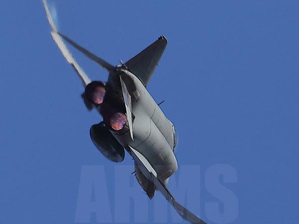 F-4EJ改の初号機