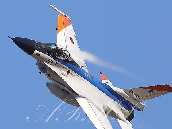 岐阜基地 F-2 #502