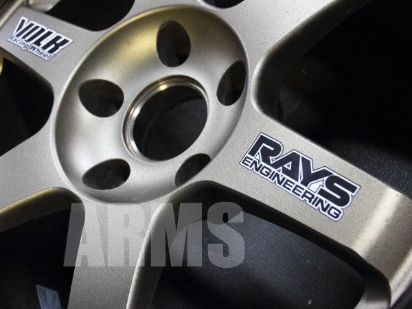 RAYS TE37CとTE37の違いは
