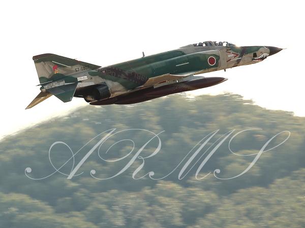 F-4ファントムのシャークノーズ