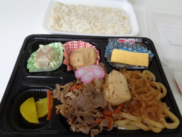 6/22 ベジデリ・すき焼き弁当