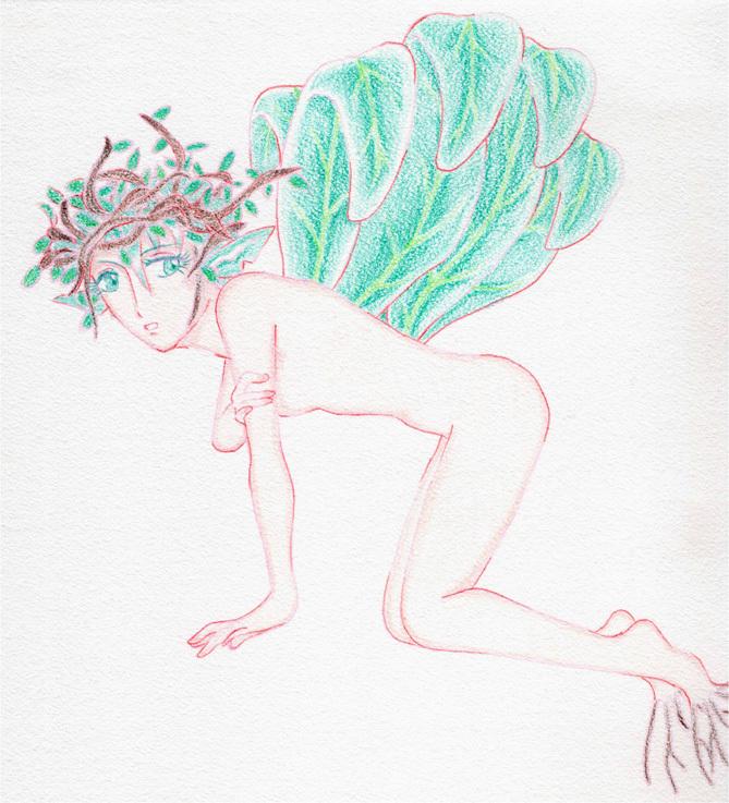樹木の妖精
