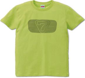 セブン グリル デザイン Tシャツ