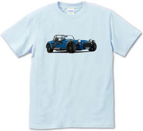 ケータハム スーパーセブン Tシャツ