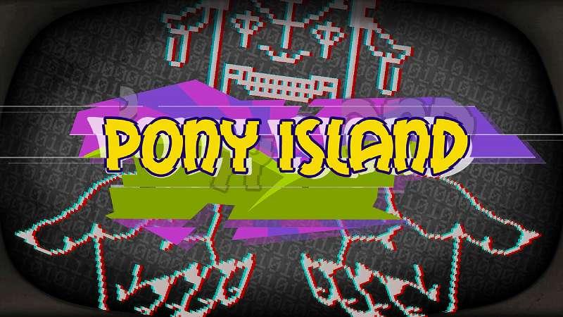 過去に公開された PC ゲーム Pony Island の日本語化ファイルを何とかして再現する方法