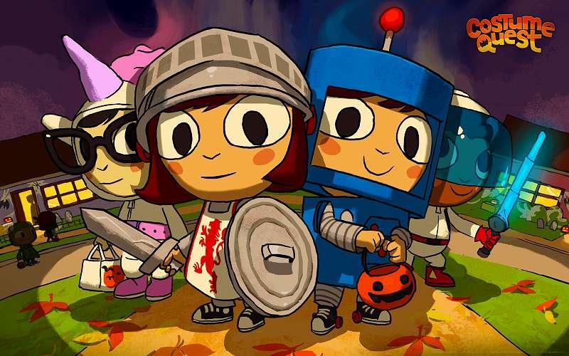 PC ゲーム Costume Quest 日本語化とゲームプレイ最適化メモ