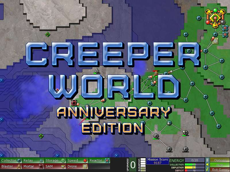 PC ゲーム Creeper World: Anniversary Edition 日本語化と JPEXS Free Flash Decompiler を使ったファイル解析メモ
