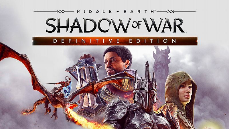 PC ゲーム Middle-earth: Shadow of War Definitive Edition 日本語編集方法とフォント変更方法とゲームプレイ最適化メモ