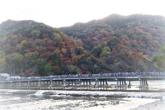 嵐山紅葉(1)
