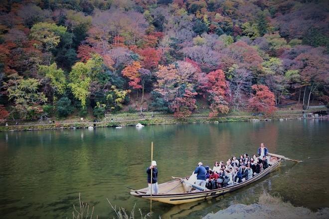 嵐山紅葉(5)