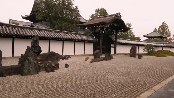 東福寺方丈庭園(1)