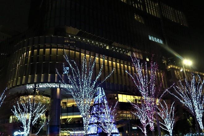 2019東京 日比谷のイルミネーション(1)