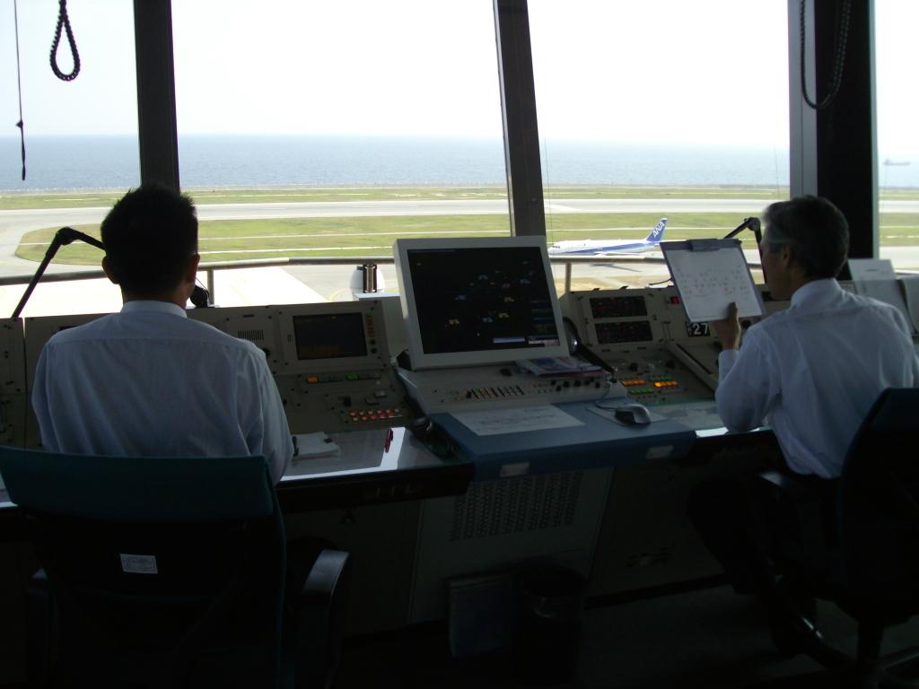 神戸空港管制塔 5月19日  (20)