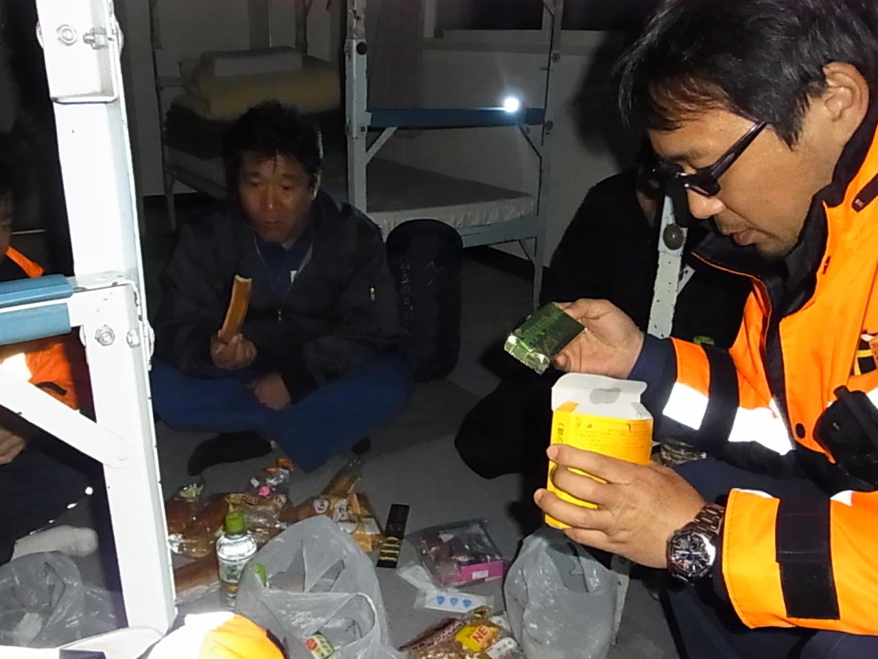 東北震災へ (20)