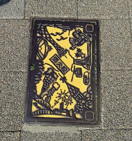 神戸の消火栓