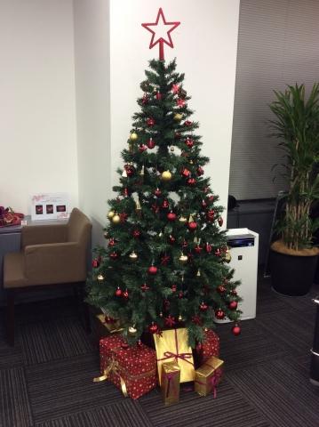 ベネシード クリスマスツリー