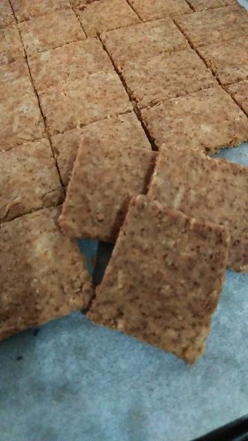 低糖クッキー・焼き上がり (360x640)