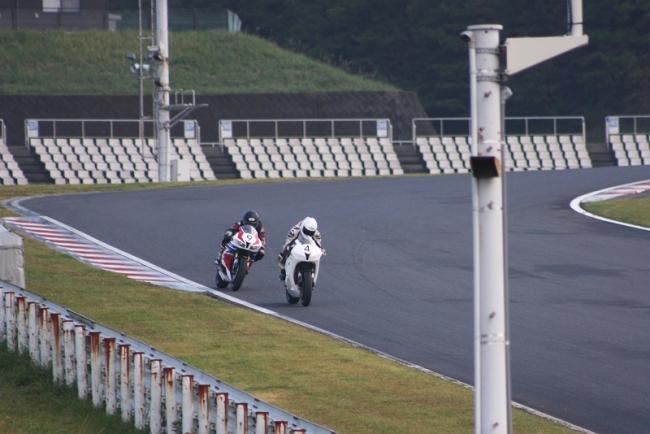 九州ロードレース選手権シリーズ第7戦
