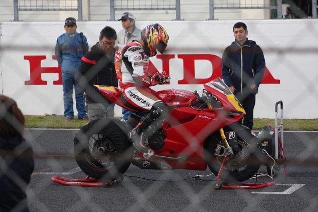 2019 九州ロードレース選手権シリーズ第7戦 オートポリス JSB1000