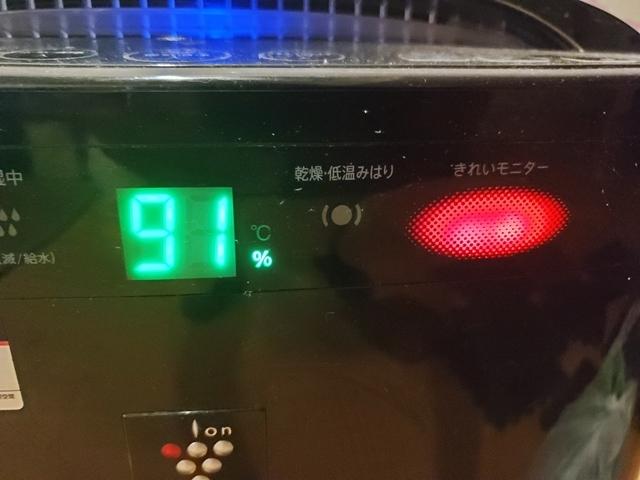 湿度MAX 2