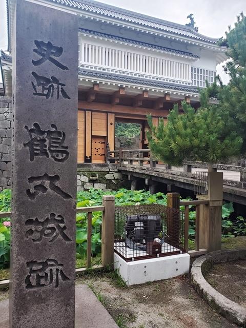 鶴丸城跡1-1