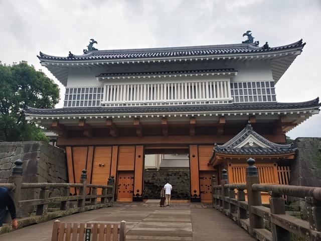 鶴丸城跡2-1