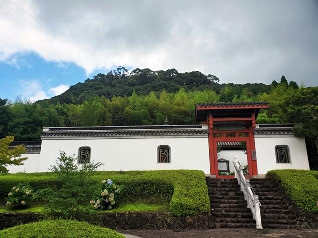 中国風庭園2