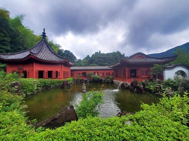 中国風庭園3