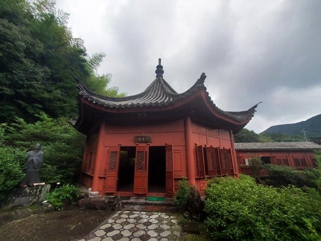 中国風庭園5