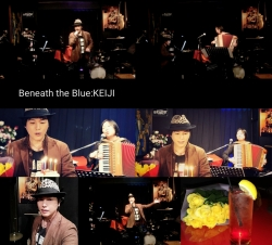 Beneath the Blue:KEIJI Birthday Live Show at Live Custer
