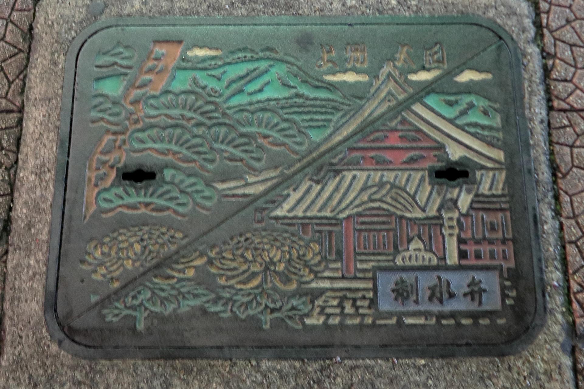 太田市の蓋