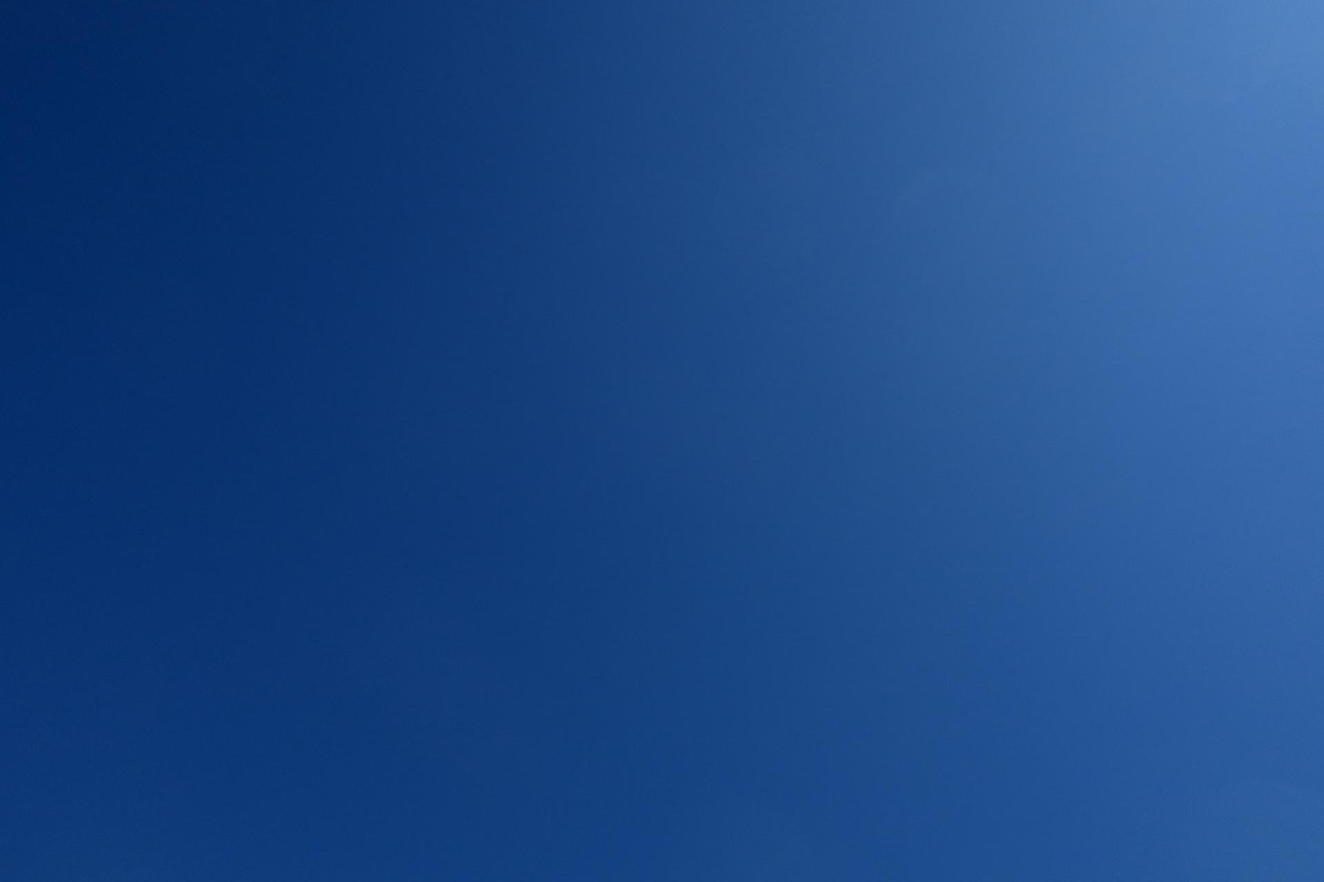 今日は雲なし