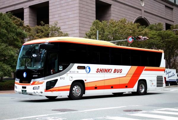 神戸200か5267 3431