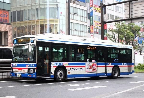 川崎230あ・579 2A579
