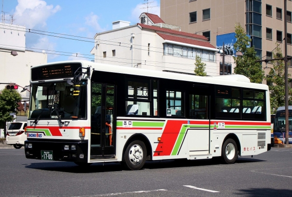 岡山200か1700