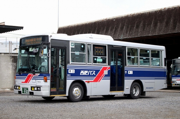 佐賀200か・802 N832